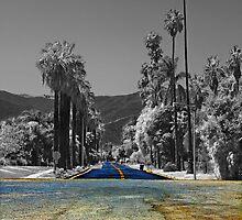 Empty Road by Joe Randeen
