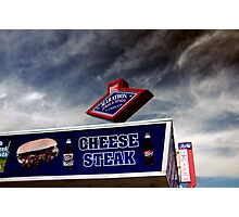 Jersey Shore Americana Photographic Print