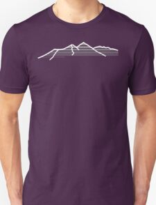 Mystery mountains of Alaska T-Shirt