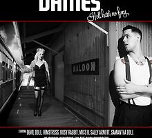 Notorious Dames by Helen McLean