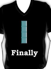 Tetris finally T-Shirt