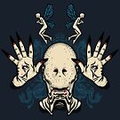 The Pale Man by FrederickJay