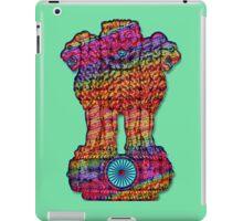 India emblem  hippie iPad Case/Skin