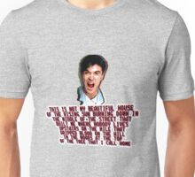Byrne Is On The Shirt Unisex T-Shirt