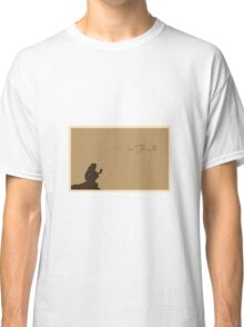 Into The Wild - Minimalist Movie Poster Classic T-Shirt