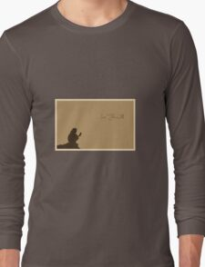 Into The Wild - Minimalist Movie Poster Long Sleeve T-Shirt