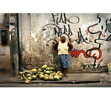 People 7478 (Salvador, Brasil) Photographic Print