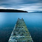 Follow Me.............. - d&#x27;Entrecasteaux Channel, Tasmania by Liam Byrne