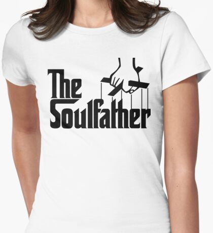 The Soulfather Womens Fitted T-Shirt