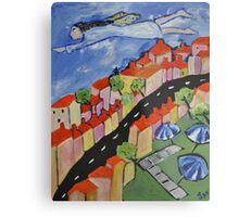 Vaike Tikker from 58 Foveaux St, Surry Hills Metal Print
