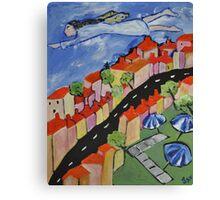 Vaike Tikker from 58 Foveaux St, Surry Hills Canvas Print
