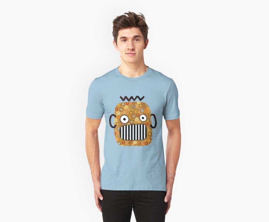 Creepy Pumpkin by sandygrafik