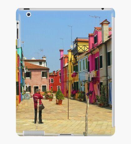 Vacation Photographer iPad Case/Skin
