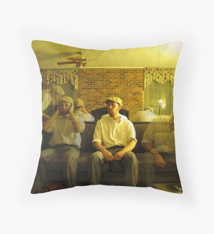A Quiet Evening Throw Pillow