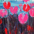 Tulip Landscape by BenPotter