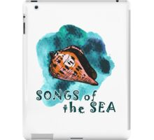 Songs of the sea iPad Case/Skin