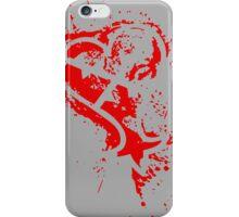 Heartless Splatter iPhone Case/Skin