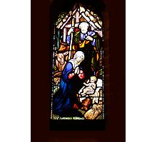 The Nativity Photographic Print