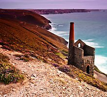 Wheal Coates, St Agnes by Lissywitch