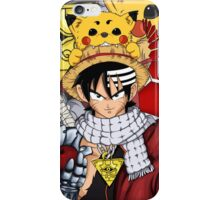 Manga Mix ! iPhone Case/Skin