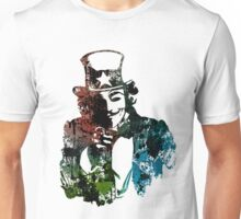 Uncle Fawkes Unisex T-Shirt