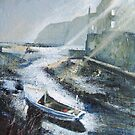 Early One Morning in Staithes by Sue Nichol