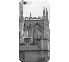 Bath England Abbey 2010 - Captioned iPhone Case/Skin