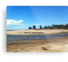 Rapid Creek ~ Northern Territory Metal Print