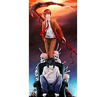 Death Note iPhone Case  Photographic Print