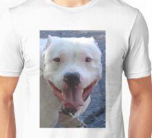 Pit Bull Pretty Unisex T-Shirt