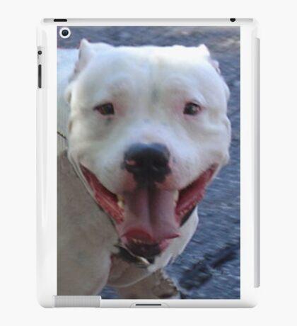 Pit Bull Pretty iPad Case/Skin