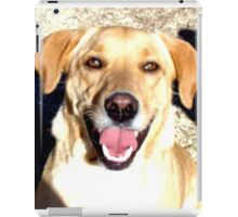 Yellow Lab iPad Case/Skin