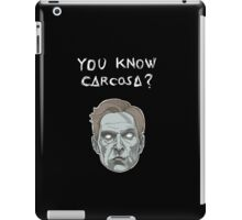 True Detective- Rust Cohle iPad Case/Skin