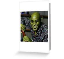 Ainsley/Shrek Greeting Card