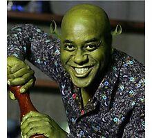 Ainsley/Shrek Photographic Print