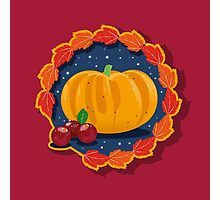 Happy Thanksgiving To You Photographic Print