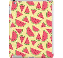 Watermelon slices pattern iPad Case/Skin