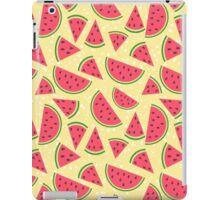 Watermelon slices pattern iPad Case/Skin