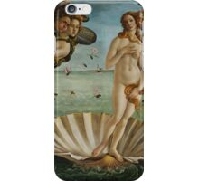 Birth of Venus - Botticelli  iPhone Case/Skin