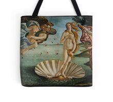 Birth of Venus - Botticelli  Tote Bag