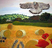 Harvest Time by Pauline Jones