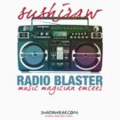 Sushiraw Radio Blaster by kaysha
