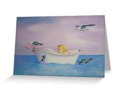 Day Dreamer Greeting Card