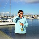 Jane at home in Williamstown by EdsMum