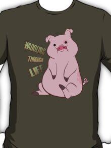 Waddling through Life T-Shirt