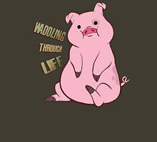 Waddling through Life Unisex T-Shirt