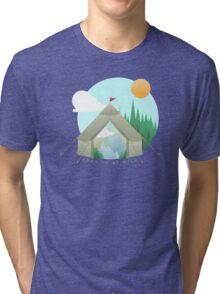 Born To Be Wild Tri-blend T-Shirt