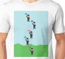 Raining Cats Unisex T-Shirt
