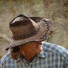 That Hat !!! by julie anne  grattan