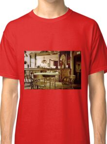 Old West Saloon Classic T-Shirt